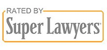 Rated by Super Lawyers Logo